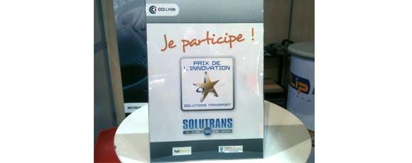Prix de l'innovation Solutrans