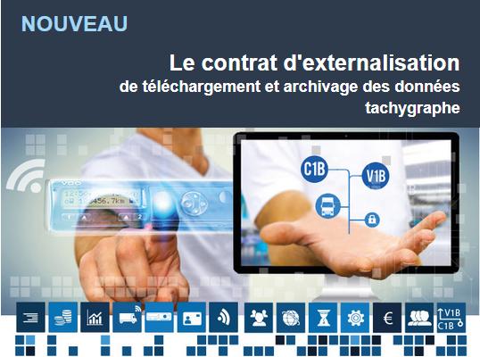 Contrat d'externalisation des données sociales